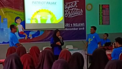 Photo of KPP Pratama Ngawi Berikan Sosialisasi Pajak di SMK PGRI 1 Ngawi