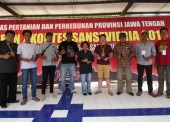Ngawi Raih Juara I dalam Kontes Sanseviera 2018 Dinas Pertanian dan Perkebunan Provinsi Jateng