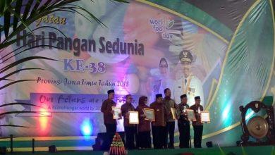 Photo of Ngawi Terima Penghargaan dari Gubernur Jatim dalam Rangka Hari Pangan Sedunia ke-38