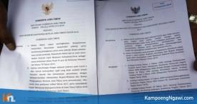 UMK Ngawi Tahun 2019 Naik Hampir 12 %