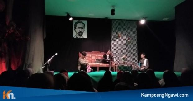 Teater Magnit Sukses Mengangkat Cerita Karya Anton Chekov Dalam Produksi Pentas ke-134