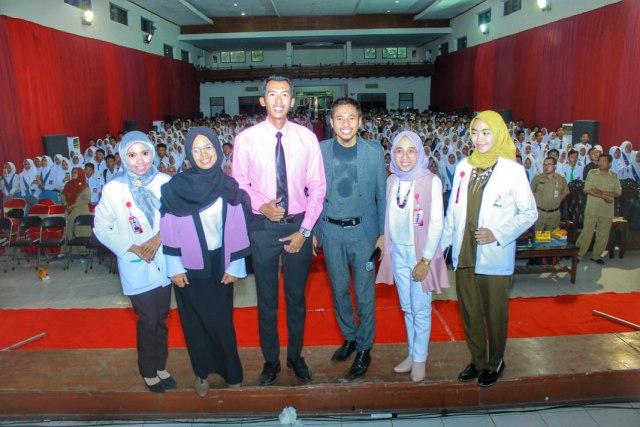 Seminar Motivasi Nasional Syafii Efendi, Winning Disruptive Era, Senin (05/11/2018). Foto-Istimewa