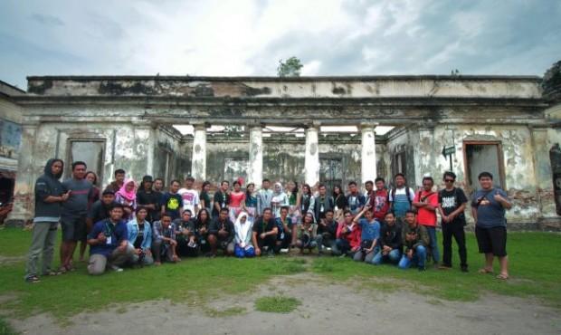 Hunting Foto dan Sharing Ilmu di Benteng Van Den Bosch Berjalan Sukses dan Mengesankan