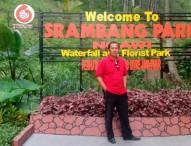 Ketua Pokdarwis Desa Girimulyo Ajak Pelaku UKM Menjual Produk Unggulan Ngawi di Srambang Park