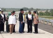 Presiden Joko Widodo Sebut Tol Trans-Jawa Membuat Ngawi Semakin Dilirik Investor