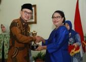 Kabupaten Ngawi Raih Penghargaan Anugerah Parahita Ekapraya 2018