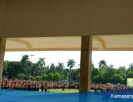 4.624 Peserta Ikuti Pesta Siaga Kwartir Cabang Ngawi
