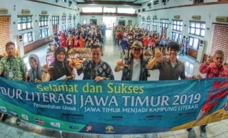 Ngawi Menjadi Lokasi Kedua Tour Literasi Jawa Timur 2018