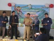 Safari Dakwah Mahasiswa BPI UIN Syarif Hidayatullah di Ngawi dibuka oleh Kepala Desa Wonosari