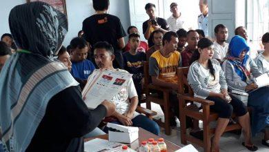 Photo of Puluhan Warga Binaan Lapas Ngawi Ikuti Sosialisasi Pemilu Serentak 2019