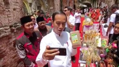 Photo of Beras Merah Putih Organik Ngawi Mencuri Perhatian Presiden Jokowi
