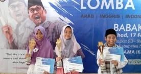 Juara Lomba Pidato 3 Bahasa IKPM Cabang Ngawi 2019 Tingkat SMP Nyaris Diboyong Semua oleh SMPIT Harum Ngawi