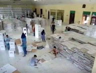 KPU Ngawi Mulai Menyiapkan Kotak Suara Pemilu 2019