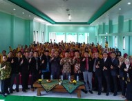 Kuliah Umum STKIP Modern Ngawi Angkat Tema Menuju Pola Hidup yang Sehat