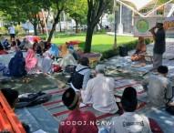 Ngaji On The Street Komunitas ODOJ Ngawi Sukses Digelar