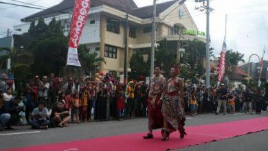 Photo of Batik Ngawi Berpartisipasi dalam Batik Street Exhibition 2019 Ponorogo