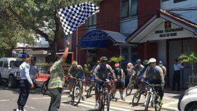 Photo of Pegawai Lapas Ngawi Gowes 70 Km Dalam Rangka Hari Bhakti Pemasyarakatan ke-55