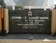 KPU Ngawi Memastikan Ada 13 Penambahan TPS pada Pemilu 2019 Nanti