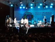 Ony Anwar Membuka Festival Wirakarya Kampung Kelir Pramuka Tahun 2019 Zona 9