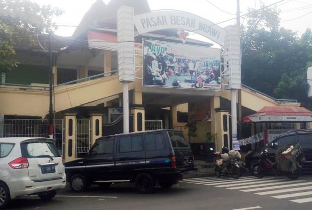 Kanang Akan Carikan Solusi Terbaik Terkait Rehabilitasi Pasar Besar Ngawi