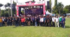 KPU Ngawi Gelar Konser Musik Pemilih Berdaulat Negara Kuat