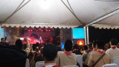 Photo of 1.000 Peserta Ikuti Festival Wirakarya Kampung Kelir Pramuka 2019 di Air Terjun Suwono