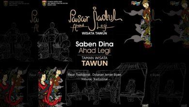 Photo of Ngawi Bakal Gelar Pasar Jadul Setiap Ahad Legi di Taman Wisata Tawun