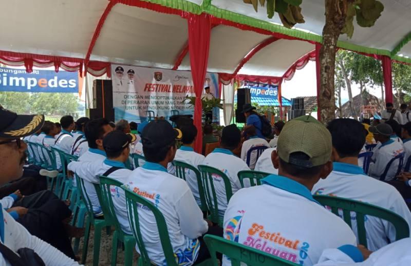 Bupati Ngawi Ajak Optimalkan Peran Nelayan di Perairan Umum yang Ramah Lingkungan untuk Wujudkan Negeri Ngawi Ramah, Selasa (09/04/2019). Foto-KampoengNgawi.com/Alfa