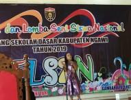FLS2N-SD Kabupaten Ngawi 2019 Diharapkan Mampu Membentuk Kepekaan Rasa Terhadap Lingkungan Lokal dan Global