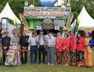 Berbagai Potensi Sekolah Disuguhkan dalam Ngawi Students Fair 2019 di Alun-Alun Merdeka