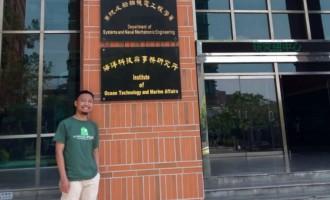 Ramadhan Pertama Ahmad Darori Hasan, Mahasiswa Asal Ngawi yang Menempuh Program Master di NCKU Taiwan