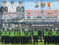 Kapolres Ngawi Pimpin Apel Gelar Pasukan Operasi Ketupat Semeru 2019