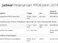 Informasi Jadwal PPDB SMA-SMK-PK-PLK Negeri se-Jatim Tahun 2019