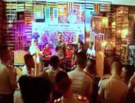 Malam Penyambutan 18 Taruna Tingkat Dua Akpol Peserta Latihan Kerja di Polres Ngawi Berlangsung Meriah