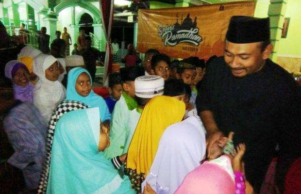 Ony Anwar Mengaku Senang Bisa Terus Bersilaturahim Selama Ramadhan