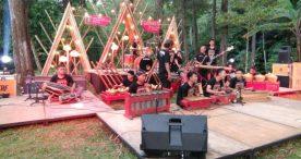 Anglur Selur Sanggar Omah Swara Meriahkan Girikerto Music Camp 2019