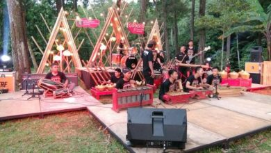 Photo of Anglur Selur Sanggar Omah Swara Meriahkan Girikerto Music Camp 2019