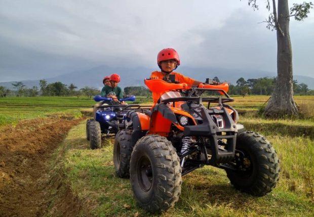 Desa Wisata Brubuh Suguhkan Aneka Wahana untuk Manjakan Wisatawan