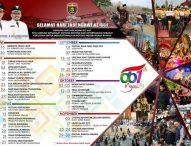 Rangkaian Agenda Kegiatan Kabupaten Ngawi dalam Rangka Hari Jadi ke-661