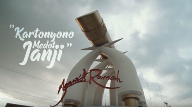 Kartonyono Medot Janji Denny Caknan Menjadi Lagu Andalan Masyarakat Ngawi