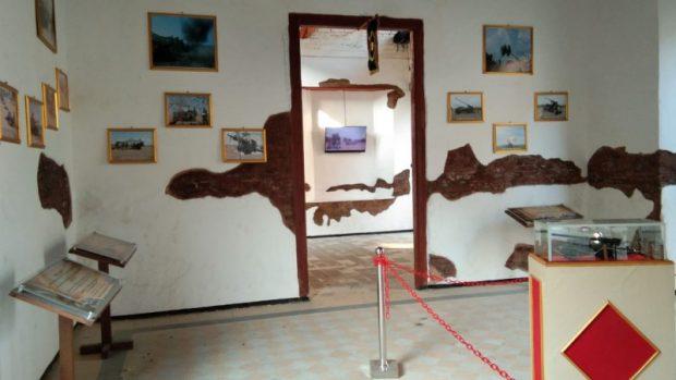 Museum Kecil di Benteng Pendem Dilengkapi Audio Visual Sejarah Ngawi di Masa Penjajahan