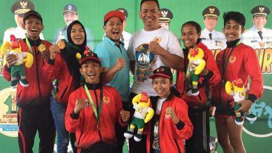 Photo of Cabor Muathay Ngawi Raih Juara Umum di Porprov VI Jatim