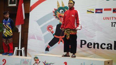 Photo of Atlet Pencak Silat dari Ngawi Raih Medali Emas di Asean Schools Games 2019