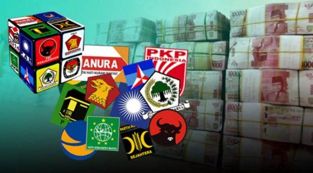 Dana Bantuan Politik di Ngawi Mencapai Lebih Dari 800 Juta