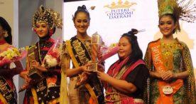 Wakil dari Ngawi Sabet Gelar Puteri Otonomi Daerah Persahabatan 2019