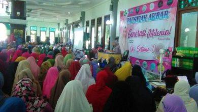 Photo of Oki Setiana Dewi Ajak Masyarakat Ngawi Membangun Generasi Milenial Sesuai Islam
