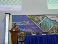 Ony Anwar Membuka Pelatihan Bimbingan Teknis Pemasaran Wisata Ngawi