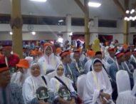 314 Calon Jamaah Haji Tahun 2019 Asal Ngawi Diberangkatkan