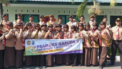 Photo of SMA Negeri 1 Widodaren Menjadi Pangkalan dengan Pramuka Garuda Terbanyak se-Kwarcab Ngawi Tahun 2019