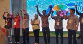 Ngawi Raih Penghargaan Video Favorit Pilihan Penonton dalam APKASI Film Festival 2019